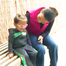 Tips for Parents of Visually Impaired Children